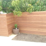 decking fence